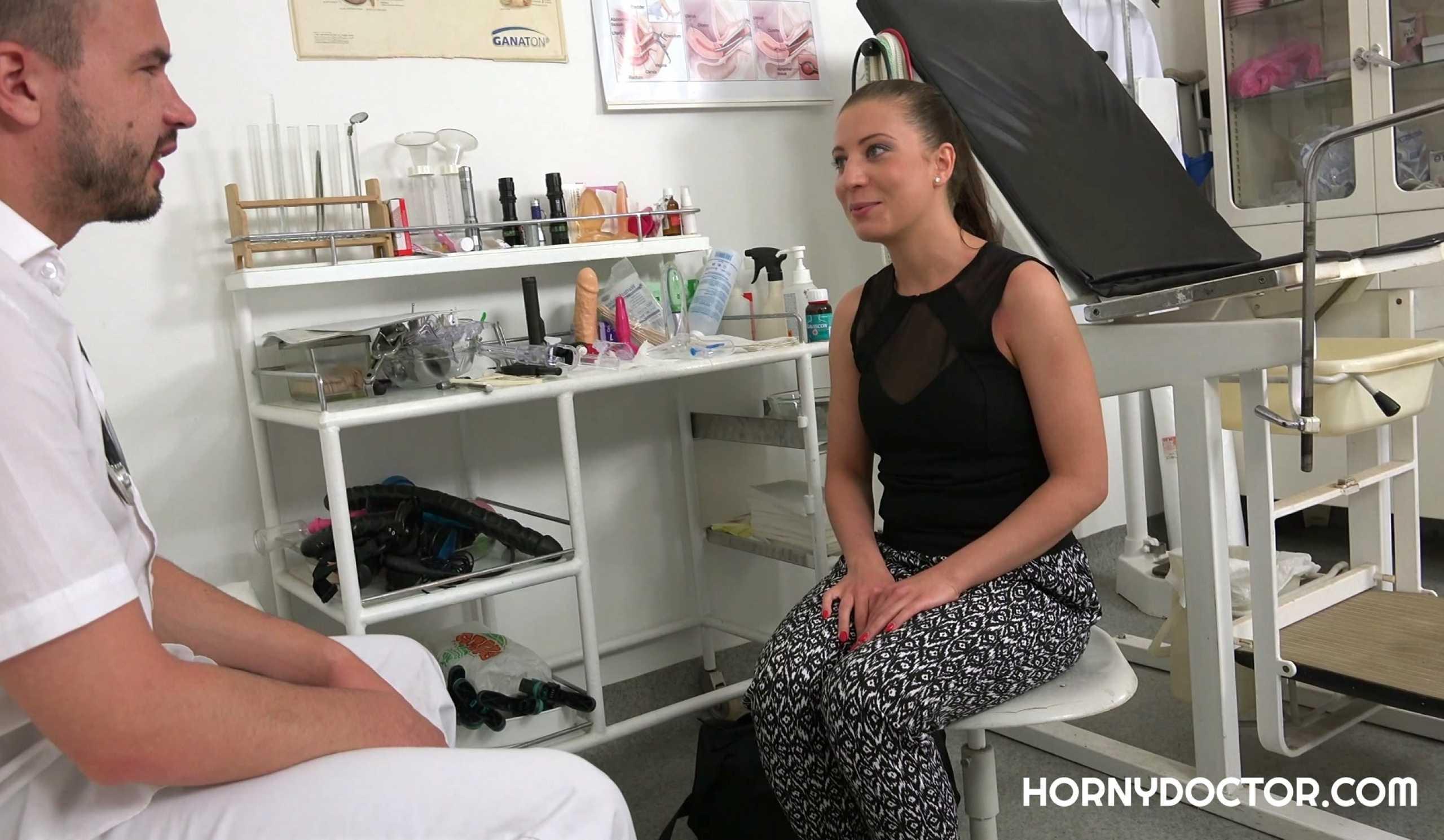 HornyDoctor  – Teressa Bizarre CZECH