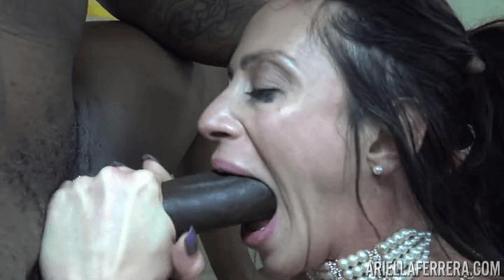 PornstarPlatinum – Ariella Ferrera – BBC Fill