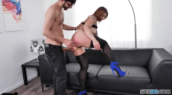 Spizoo: Anal Experience – Fallon West
