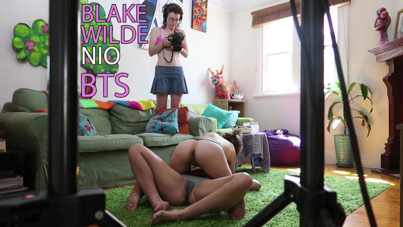 GirlsOutWest – Blake Wilde , Nio BTS