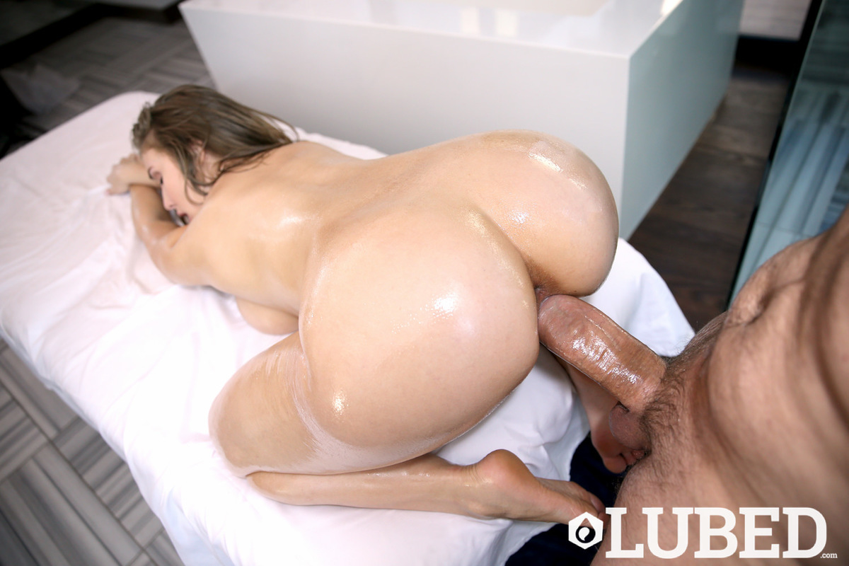 Lubed – Lena Paul  – Wet Curves