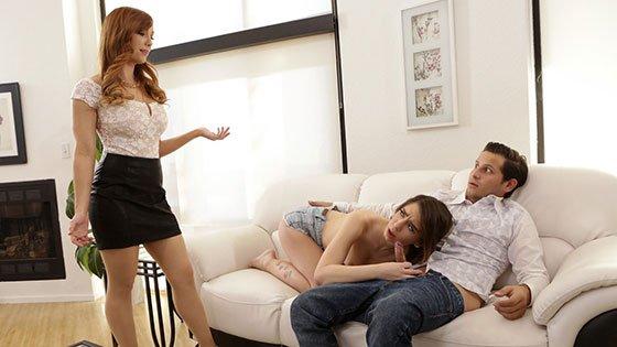MomsTeachSex – Family Threesome – Dani Jensen, Joseline Kelly