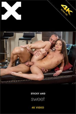 X-Art  – Anita Bellini  – Sticky and Sweet