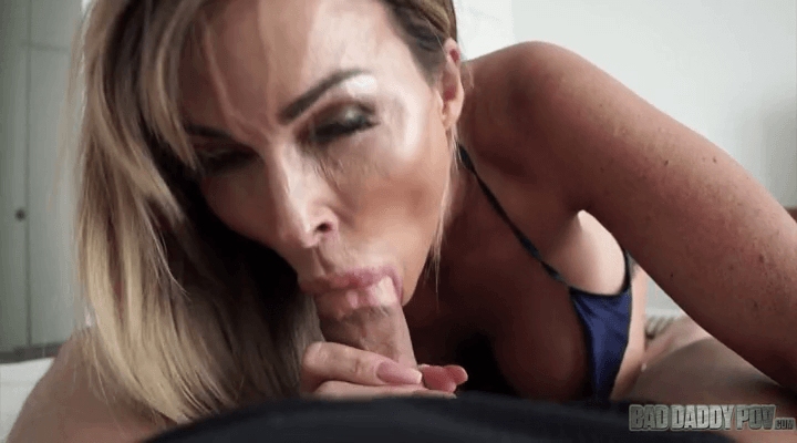 BadDaddyPOV – Aubrey – Black Like Mommy Like Step Daughter