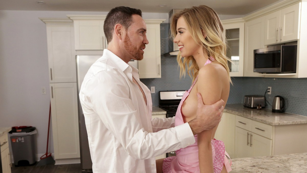 DaddysLilAngel – Haley Reed  – Seducing Daddy
