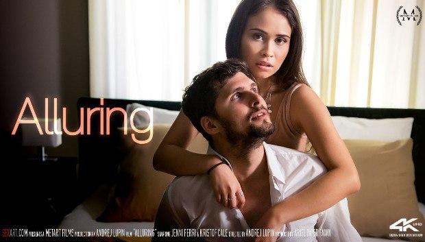 SexArt – Alluring –  Jenni Ferri