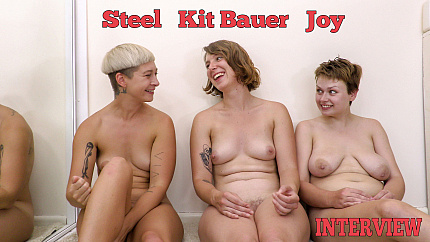 GirlsOutWest – Bauer And Steel Interview – Joy Kit
