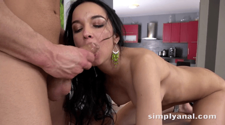 SimplyAnal – Francys Belle – Eager For Anal