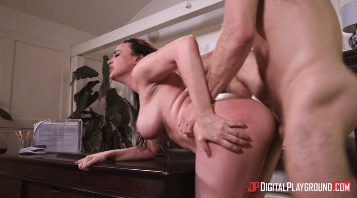 DigitalPlayground – Dana Dearmond – The Finisher Episode