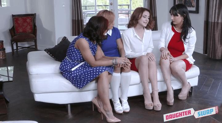 DaughterSwap :  – Piper Palmer ,Rosalyn Sphinx ,Ryder Skye , Alessandra Snow