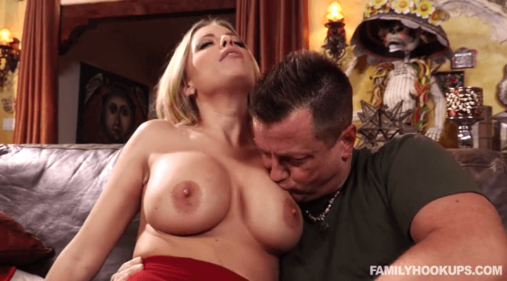 FamilyHookups – Britney Amber  – Role Playing With Wifes Sister