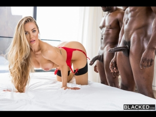 Blacked – I Only Want Sex Part 4 – Nicole Aniston