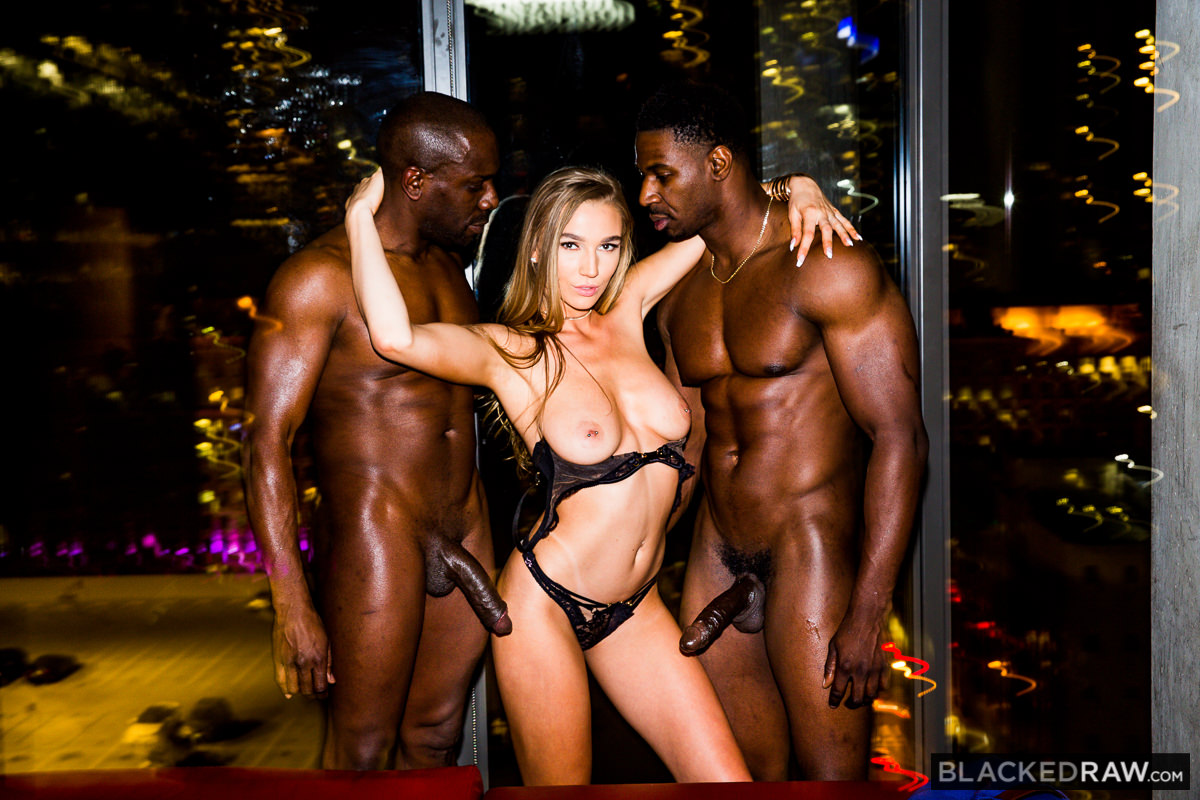 BlackedRaw: My First Weekend Single –  Kendra Sunderland