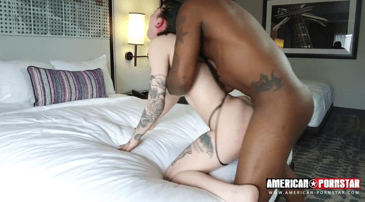 American Pornstar – Goth Charlotte Anal Creampie – Charlotte Sartre