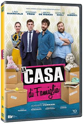 La Casa Di Famiglia (2017).avi DVDRiP XviD AC3 - iTA