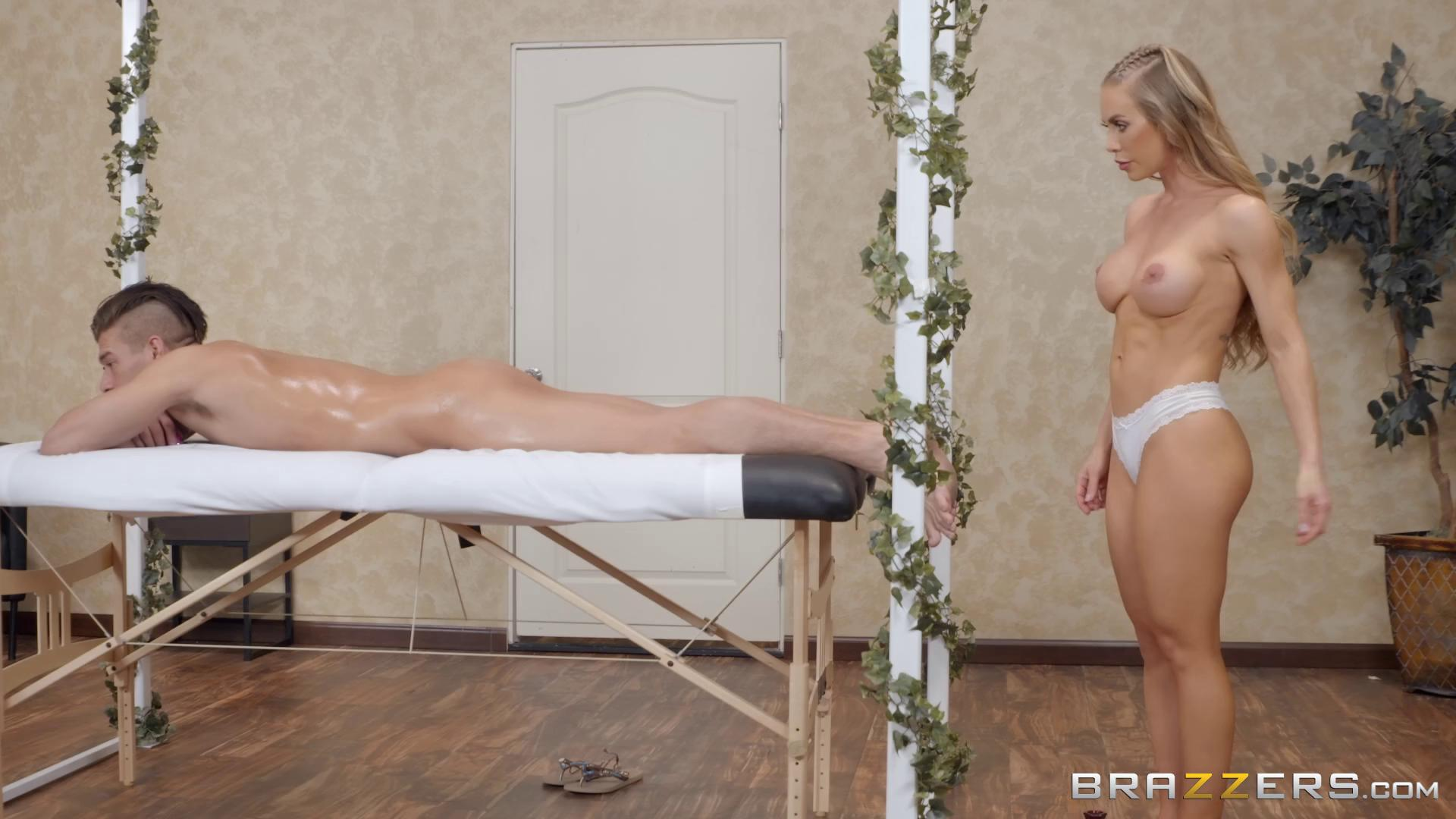 DirtyMasseur – Nicole Aniston Getting Off On The Job