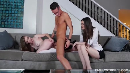 FamilyStrokes – A Certain Type Of Family Love – Gracie May Green