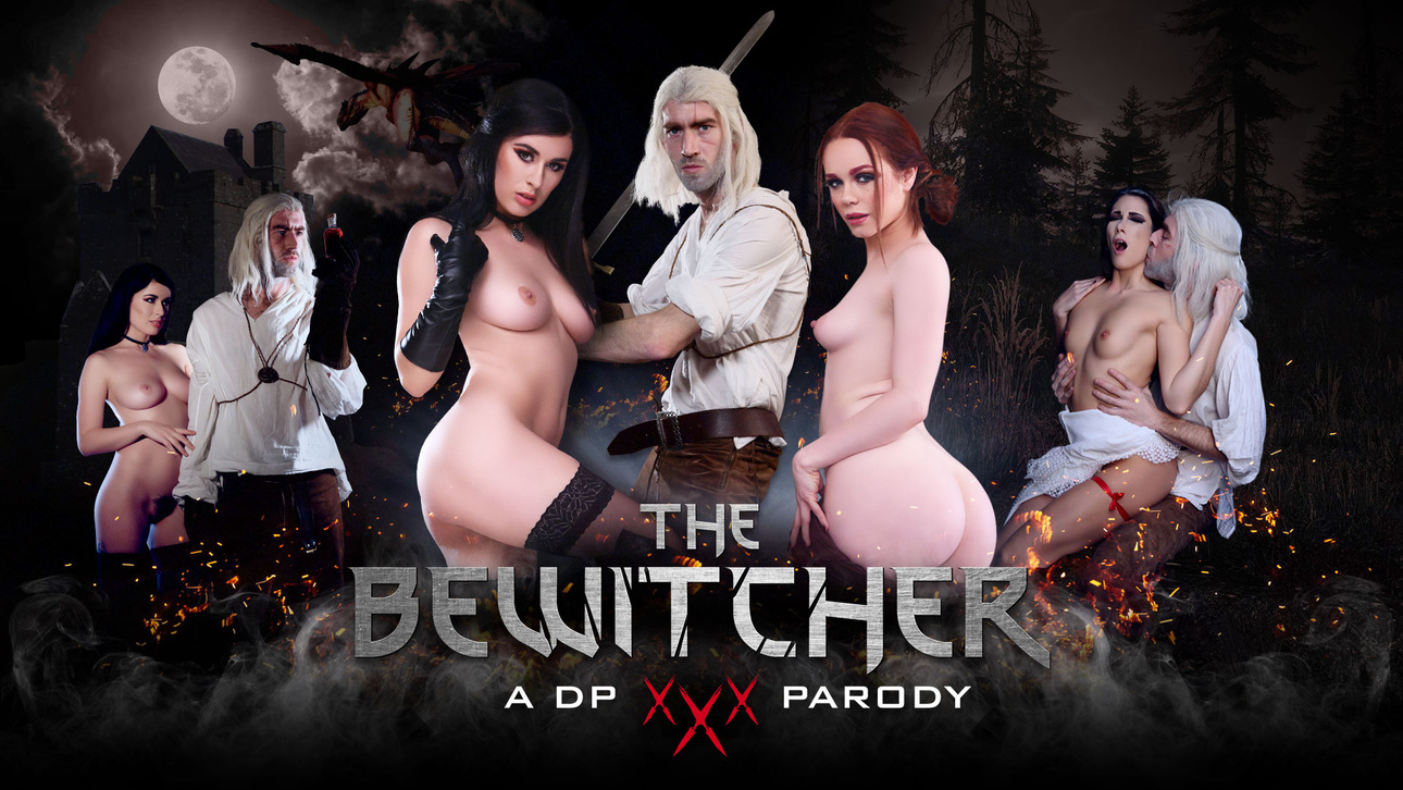 DigitalPlayground – The Bewitcher XXX Parody Episode – Clea Gaultier